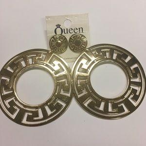 Gold plated hoop bearings